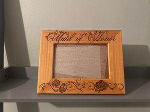 Wooden MOH Frame - 4x6 for Sale in Arlington, VA