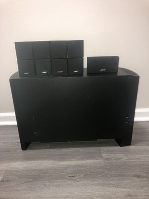Bose acoustimass 10 iv home entertainment system for Sale in Potomac, MD