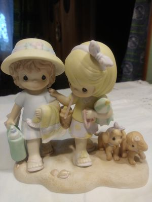 """Precious Moments """"A Sister Warms Your Heart And Touches Your Soul"""" for Sale in Everett, WA"""