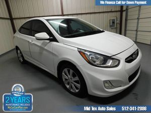 2013 Hyundai Accent for Sale in Austin, TX