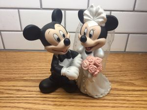 Mickey and Minnie Cake Topper for Sale in Olympia, WA