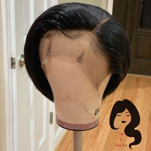 Short human hair wig for Sale for sale  Brooklyn, NY