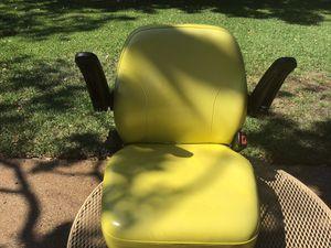 John Deere zero turn mower tractor seat for Sale in Arlington, TX