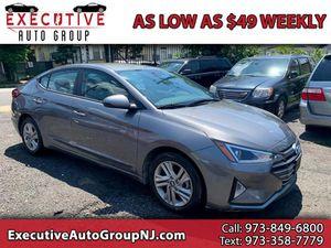 2020 Hyundai Elantra for Sale in Irvington, NJ
