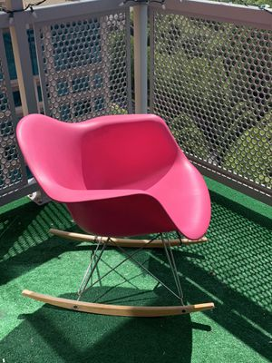 chair (rocking chair) indoor or outdoor- beautiful and sturdy for Sale in Tysons, VA