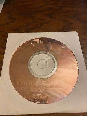Microsoft Windows XP Installation Disc CD w Keycode for Sale in Royal Palm Beach, FL