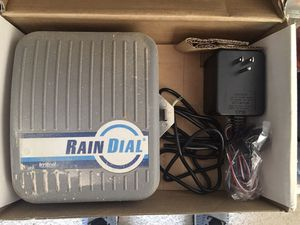 Rain Dial Sprinkler System Controller for Sale in Coppell, TX