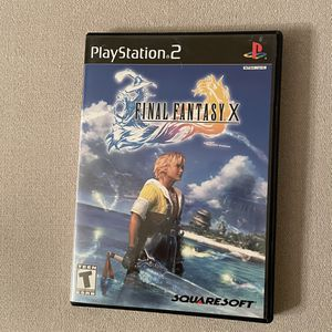 Final Fantasy X - Complete PlayStation 2 PS2 Game for Sale in Gilbert, AZ