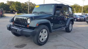 2013 Jeep Wrangler Unlimited for Sale in Tampa, FL