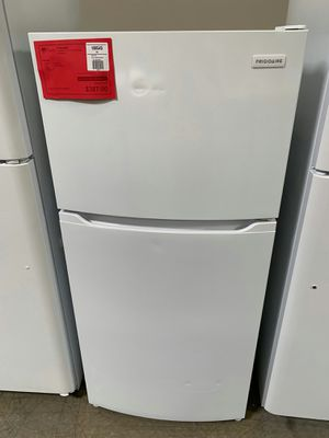 Brand New Frigidaire Top Mount Refrigerator1 Year Manufacture Warranty Included for Sale in Chandler, AZ