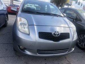 Toyota Yaris 2007 manual today 3300 clean title no problem 136k for Sale in Orlando, FL