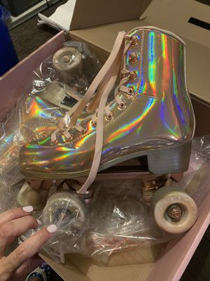 IMPALA Rollerskates Marawa Rose Gold for Sale in Oceanside, CA