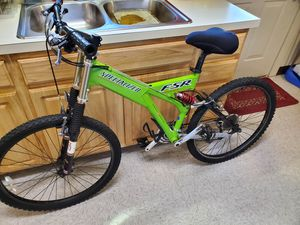 """1998 Specialized Ground Control FSR Comp Mountain Bike L / 19"""" 3 x 7 Speed 21 speed for Sale in Boston, MA"""