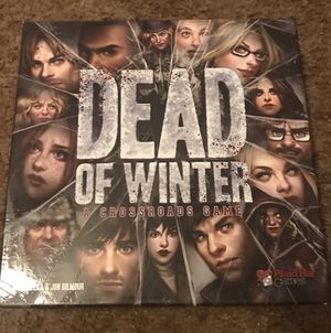 Dead of Winter Board Game for Sale in Portland, OR