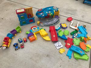 vtech toys track mickey mouse FIRM PRICE NO DELIVERY CASH OR TRADE FOR BABY FORMULA for Sale in Los Angeles, CA
