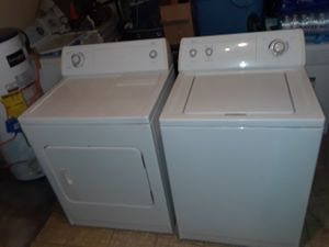 Matching WHIRLPOOL Washer and Dryer Set!!! Delivery Available! FREE Assembly of Appliance Upon Arrival with 30 Day Warranty!! for Sale in Portsmouth, VA