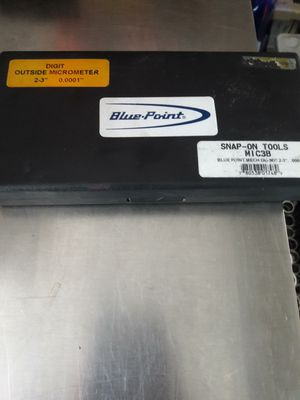 """Blue Point 2"""" - 3"""" caliper for Sale in Troutdale, OR"""