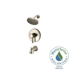PFISTER G89-8TUK THERMOSTATIC 1-HANDLE TUB AND SHOWER TRIM IN BRUSHED NICKEL for Sale in Houston, TX