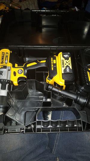 Dewalt XR hammer drill for Sale in Fountain, CO