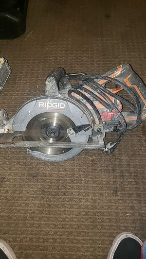 Ridgid saw for Sale in Orange, CA