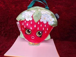 Shopkins Strawberry Kiss Activity Bag for Sale in Houston, TX