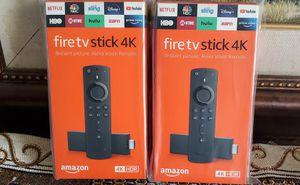 Amazon 4k firestick for Sale in Columbia, SC