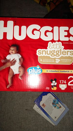 Firm price new 174 Pampers for Sale in San Jose, CA