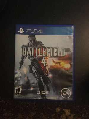 Battlefield 4 for PS4 for Sale in Owatonna, MN