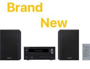 Pioneer Audio System Amplificador Receiver Bluetooth Recibidor Wifi Wireless 100w XHM26 for Sale in Miami, FL