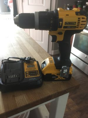 Dewalt 20v hammer drill/driver for Sale in Salem, OR