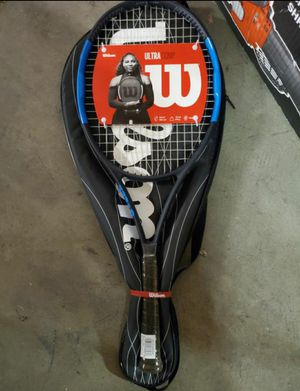 Wilson Ultra Comp Tennis Racket for Sale in Phoenix, AZ
