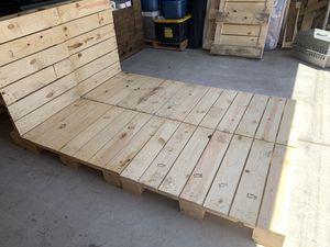 Pallets for bedframes/ projects for Sale in Phoenix, AZ