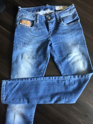 DIESEL women Jean size: 27 for Sale in Rockville, MD
