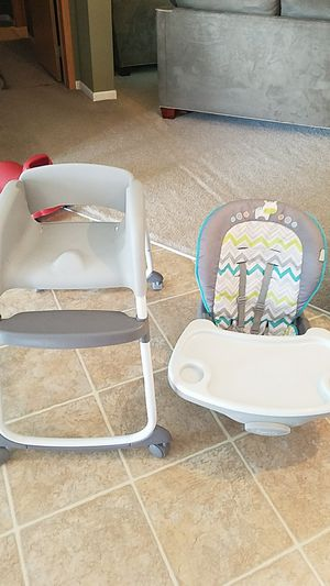 universal high chair for Sale in Laddonia, MO