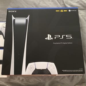 PlayStation 5 With HD Camera / Controller for Sale in Miami, FL
