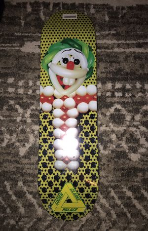 PALACE SKATEBOARD DECK for Sale in Phillips Ranch, CA