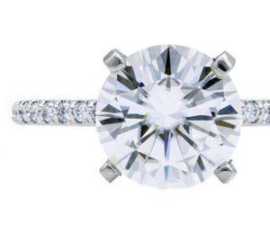 2.75ct Diamond Engagement Ring in 14k white gold band for Sale in Hayward, CA