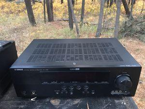 Yamaha natural sound received rx-v365 for Sale in Bend, OR