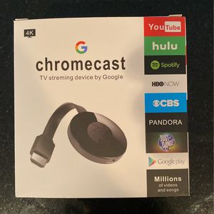 Brand New Chromecast for Sale in Dallas, TX