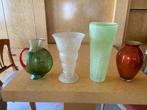 Decorative jars and vases for Sale in Surfside, FL