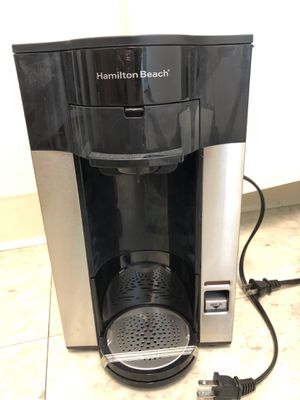 Hamilton Beach Kcup coffee maker for Sale in Honolulu, HI
