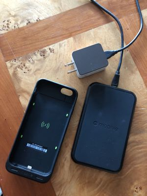 Original mophie, iPhone 5-6 compatible for Sale in San Francisco, CA