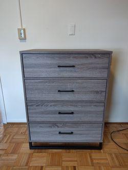 Grey dresser for Sale in Seattle,  WA