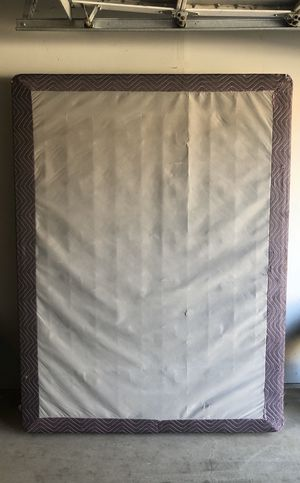 Queen Boxspring for Sale in Fresno, CA
