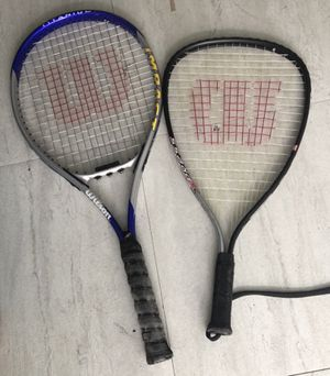 Tennis rackets for Sale in Miami, FL