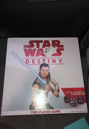 Star Wars Destiny board game (2 player) for Sale in Charlotte, NC