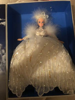 Collectible snow princess Barbie for Sale in Vancouver, WA