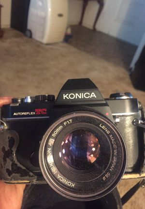 Konica AUTOREFLEX 35mm. Camera for Sale in Sacramento, CA