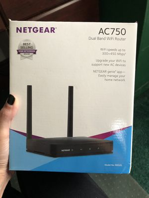 Netgear dual band wifi router for Sale in Butler, PA