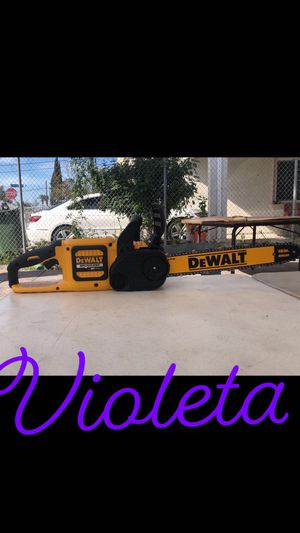 Dewalt chainsaw for Sale in Compton, CA